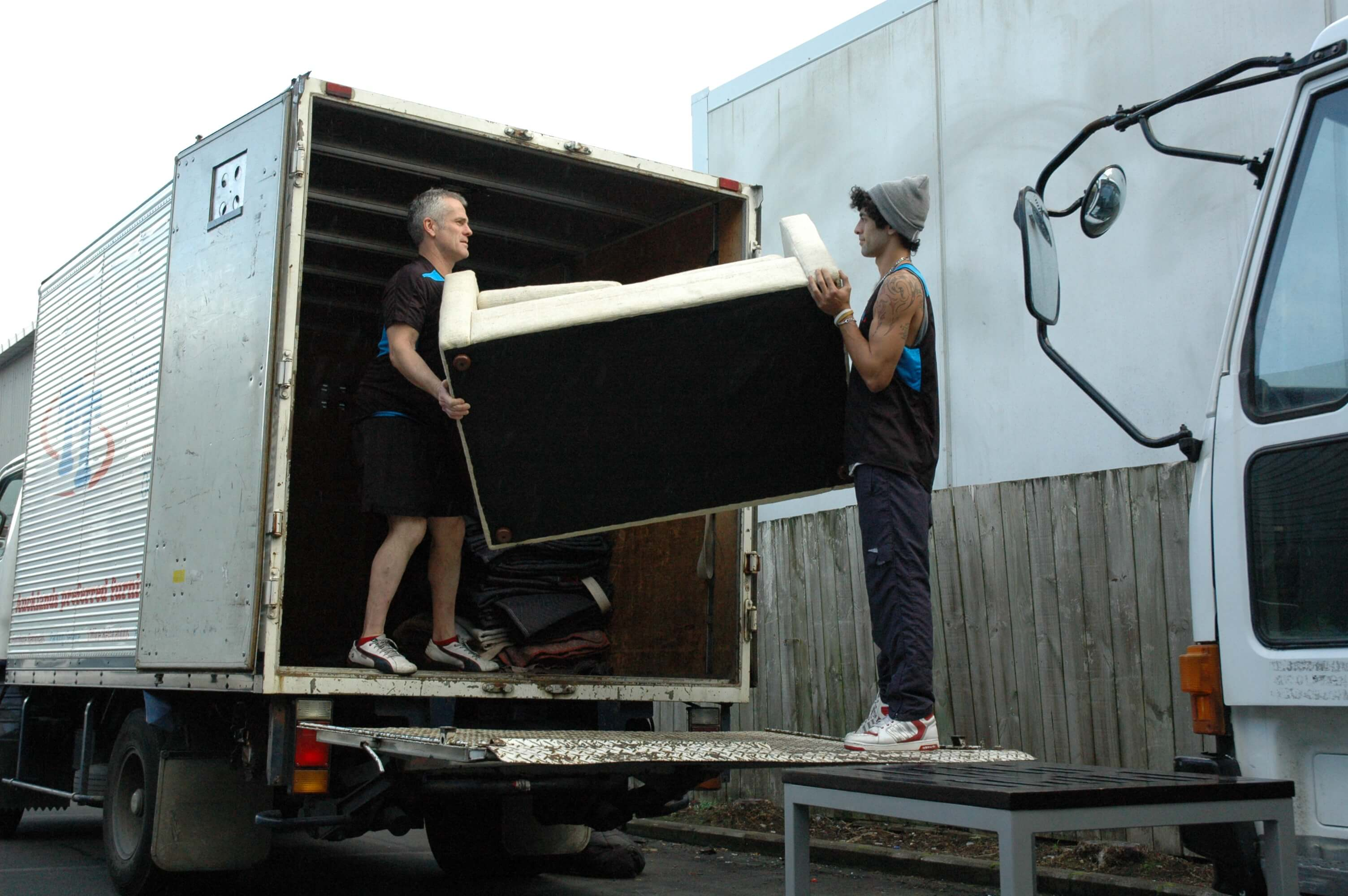 Auckland professional moving services